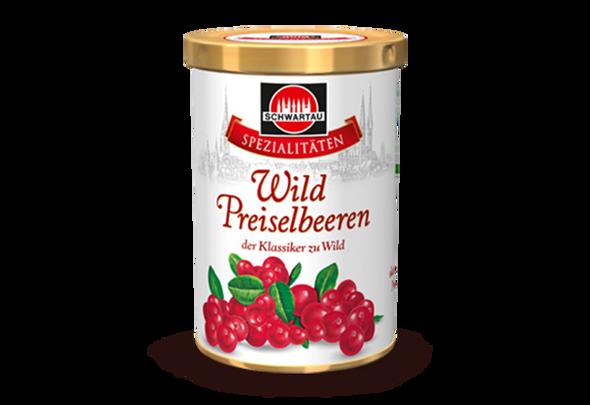 Wild Preiselberren Jam