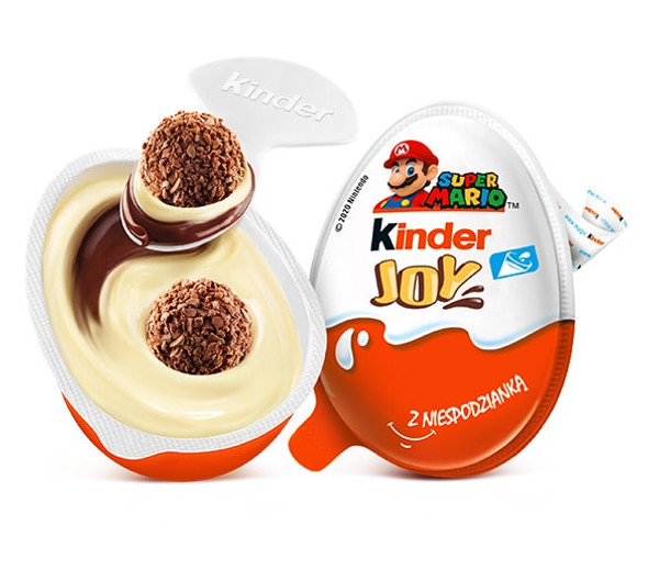 Kinder Joy Egg 100g