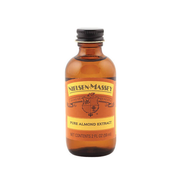 Nielsen Massey Almond Extract 4oz