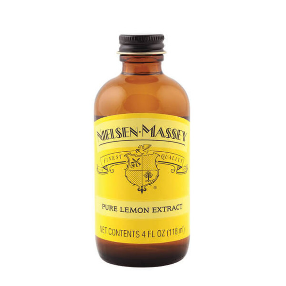 Nielsen-Massey Lemon Extract 2oz