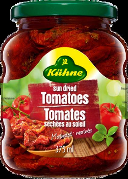 Kuhne Sun Dried Tomatoes 375ml