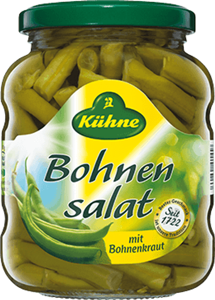 Kuhne Bohnen-Green Bean Salad 370ml