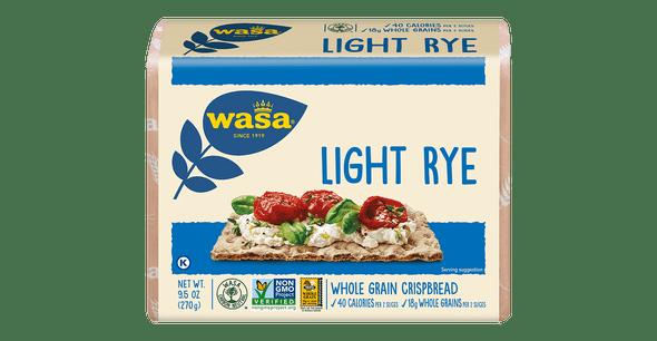 WASA Light Rye Crispbread 9.5oz
