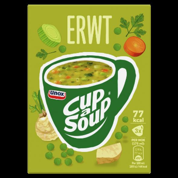 Unox Erwt (pea) Cup a Soup 3 pack