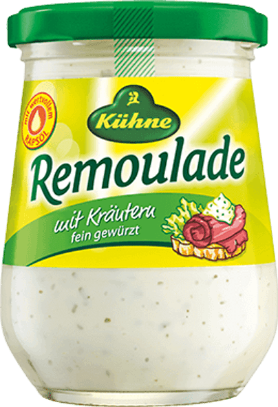 Kühne Remoulade with Herbs 250ml