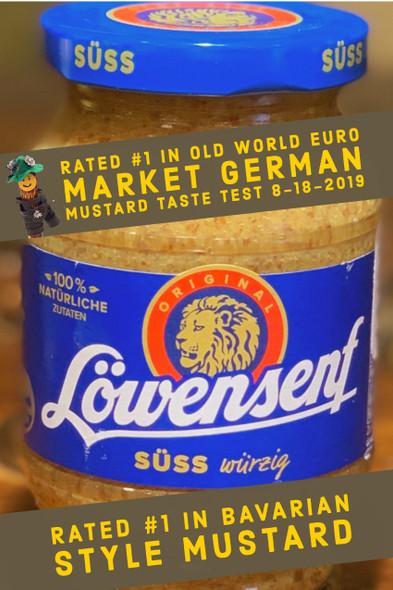 Lowensenf Bavarian Style 8.7oz
