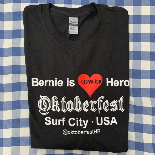 Bernie - Old World's Hero Apparel