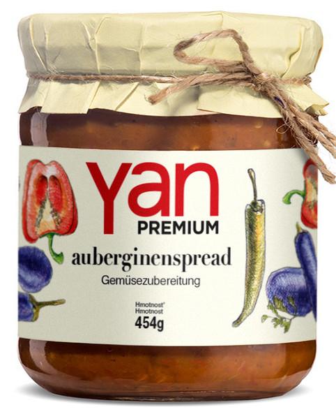 Yan Eggplant Caviar 16oz
