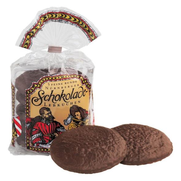 Lebkuchen-Schmidt Chocolate Coated Lebkuchen 8.82oz