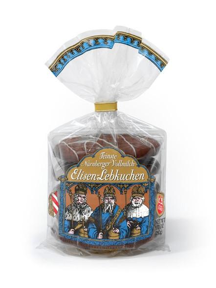 Lebkuchen-Schmidt Milk Chocolate Elisn-Lebkuchen 10oz