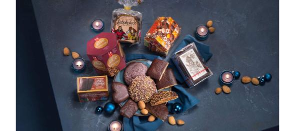 Lebkuchen-Schmidt Chocolate Temptation 5 Items 1075G