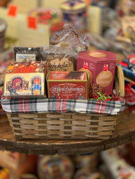 Lebkuchen-Schmidt Chocolate Temptation 6 Item Gift Basket