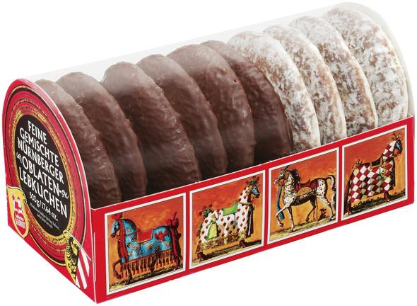 Lebkuchen-Schmidt Lebkuchen-Roll 500g