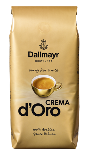 Dallmayr Crema D'Oro Whole Bean 17.6oz (500g)
