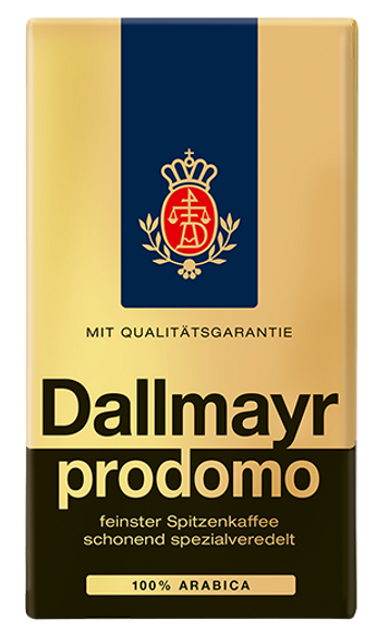 Dallmayr Prodomo Whole Bean 17.6oz (500g)