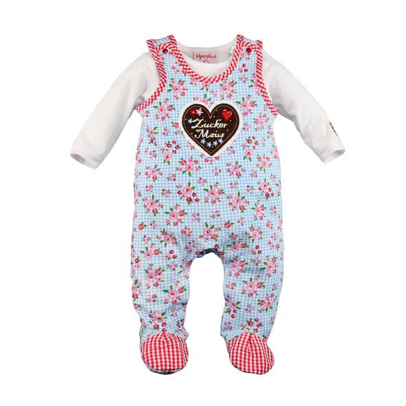 Baby Full Body Romper Floral Print