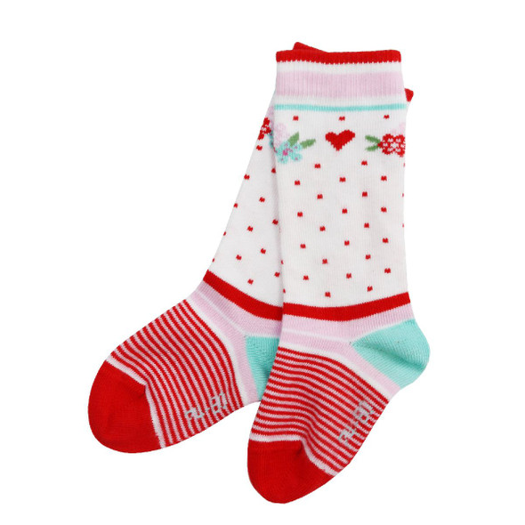 Girl Socks Baby & Toddler White