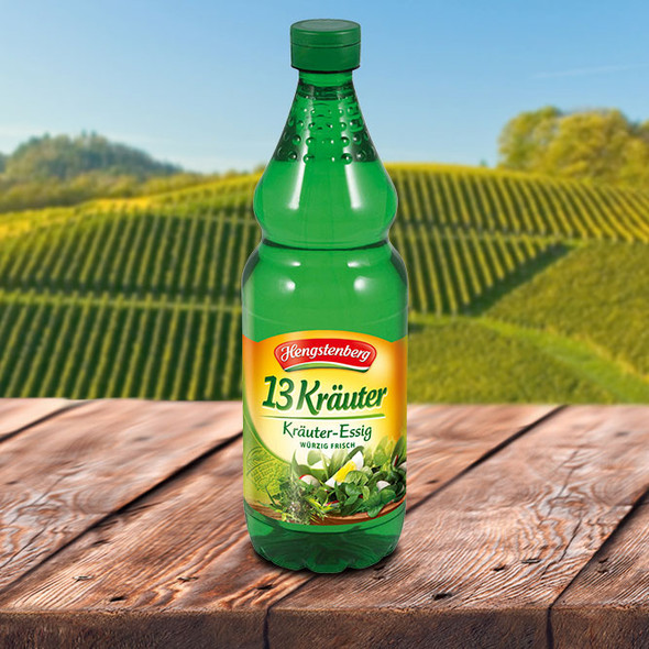 Hengstenberg 13 Herbs German Vinegar 750ml