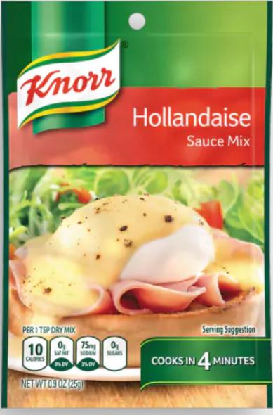 Knorr Hollandaise Sauce Mix 78g