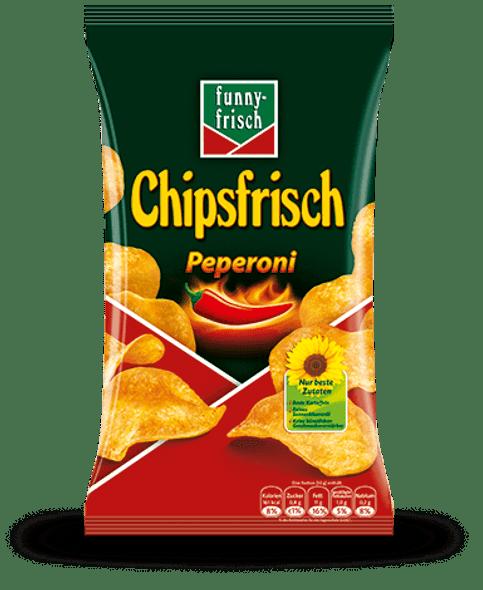 Chipsfrisch Peperoni 6.17oz.