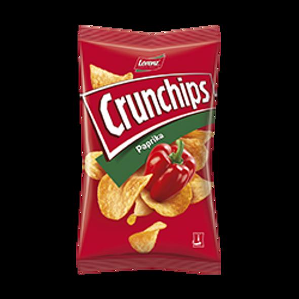 Crunchips Paprika Potato Chips 175g