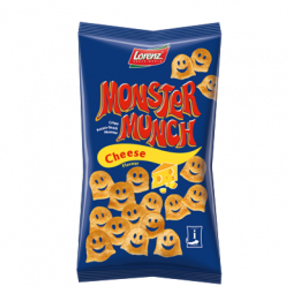 Monster Munch Cheese 2.65oz