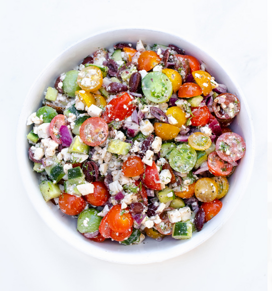 Mama Rita's Greek Salad (Per Pound)
