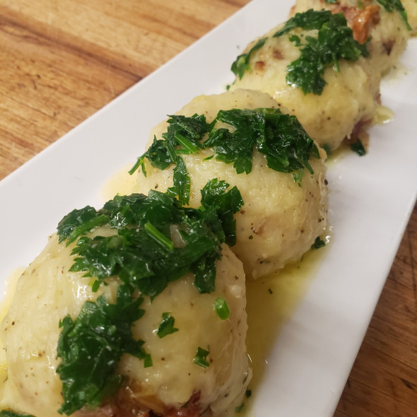Mama Rita's Stuffed Potato Dumplings (per Dumpling)