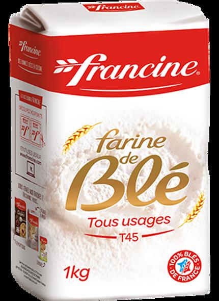 Francine Wheat Flour 1kg