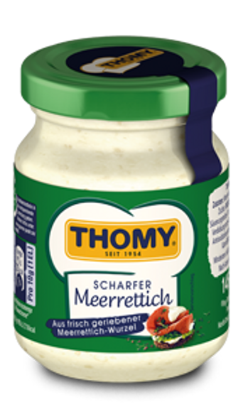 THOMY Horseradish 5.1oz (145g)