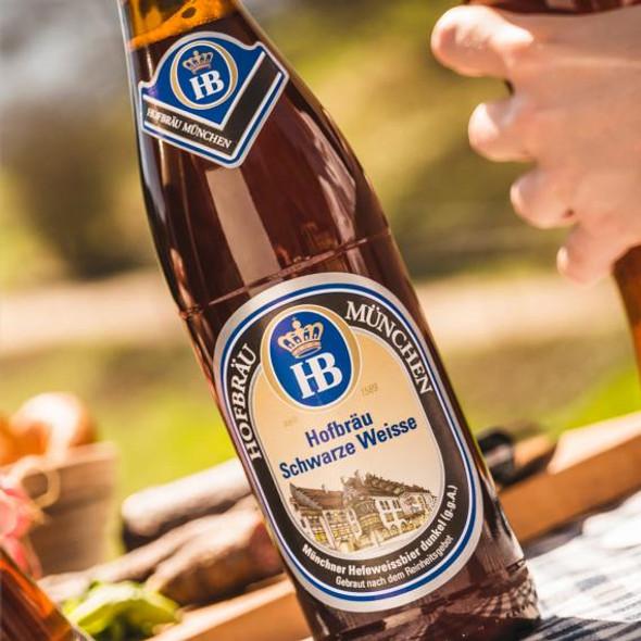 Hofbrau Hefe Weizen Beer 11.2 Fl. Oz.