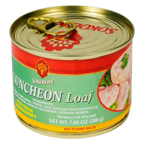 Sokolow Luncheon Loaf 14.9oz (425g)