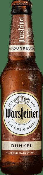 Warsteiner Dunkel Beer 11.2 Fl. Oz.