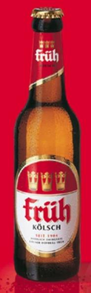Früh Kölsch Beer 11.2 fl.oz.