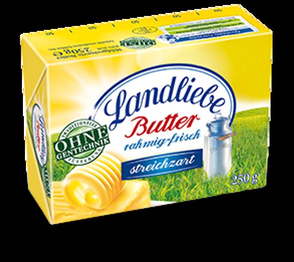 Landliebe Butter 250g
