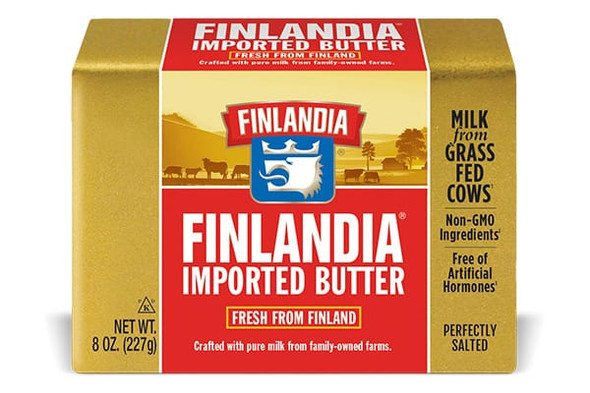 Finlandia Imported Butter 8oz (refrigerated)
