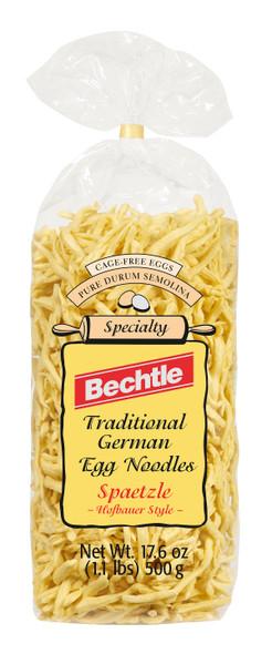 Bechtle Egg Noodles Spaetzle Hofbauer Style17.6oz (500g)