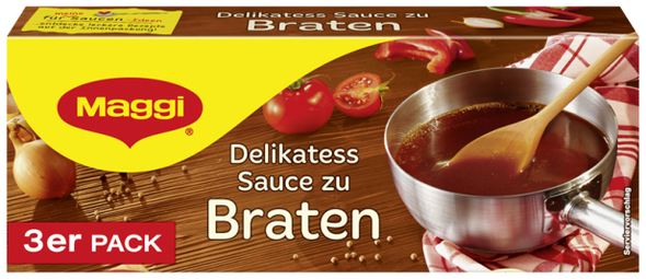 Maggi Sauce zu Braten  (3 Pack) 750ml