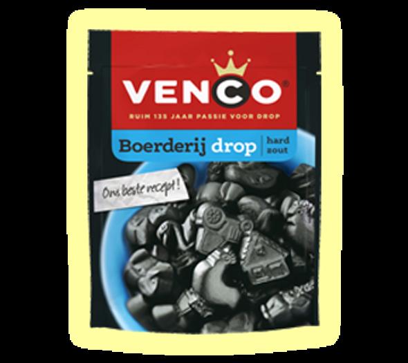 Venco Boerderij Drop 173g