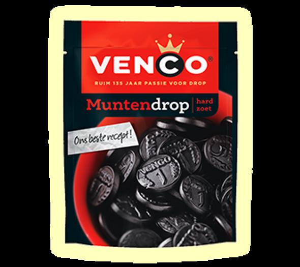 Venco Munten Drop 157g