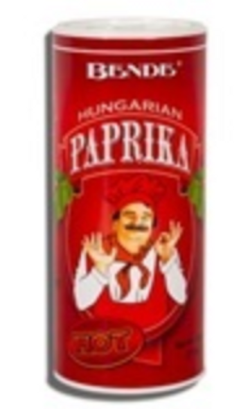 Bende Hungarian Paprika Hot 6 oz.