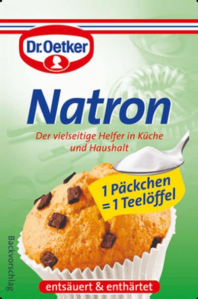 Dr. Oetker Natron 5x5g