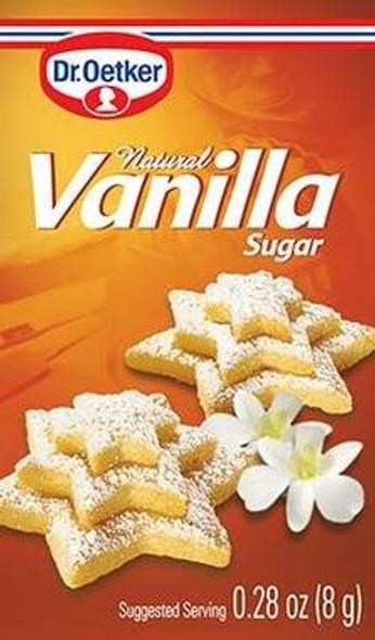 Dr. Oetker Vanilla Sugar 6x.28g