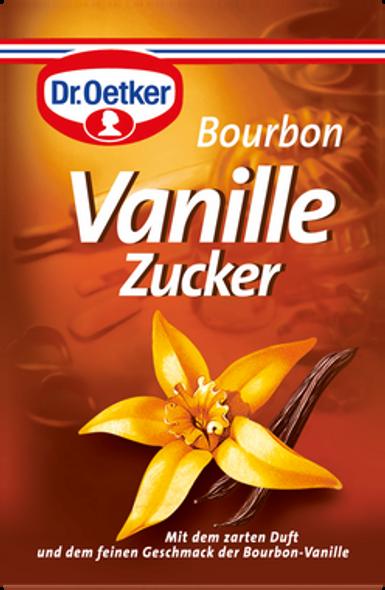 Dr. Oetker Bourbon Vanilla Zucker 3x8g