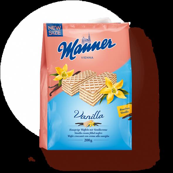 Manner Vanilla Wafers