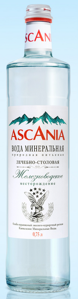 Ascania Mineral Water