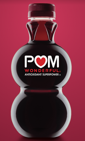POM Pomegranate Cherry 100% Juice