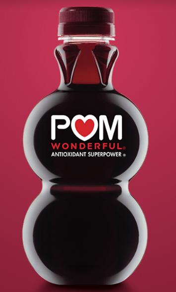 POM Pomegranate Cherry 100% Juice