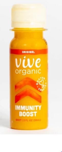 Vive Organic Immunity Boost Original