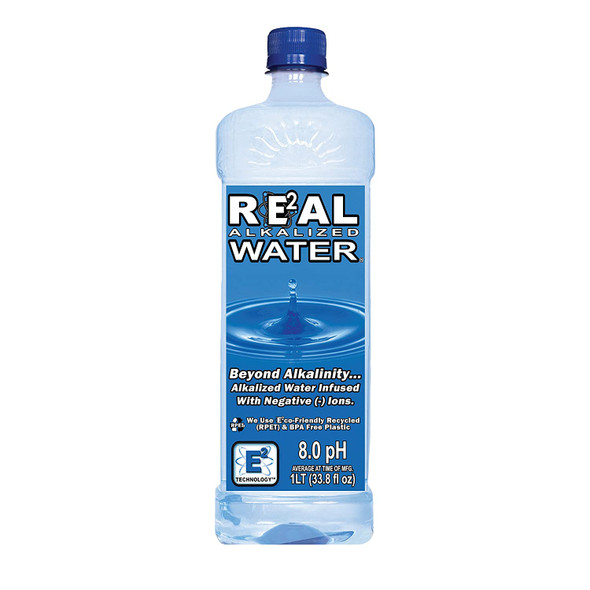 Real Alkalized Water